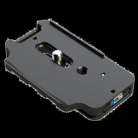 Kirk PZ-174 Kameraplatte für Nikon D7500