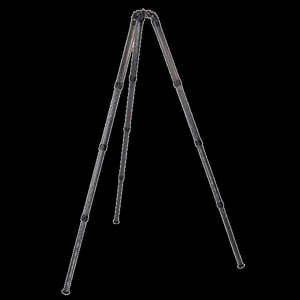 ProMediaGear TR424 PMG Pro Stix 4-Beinsegmente pro Bein, maximal 1,70 m hoch, Karbonstativ