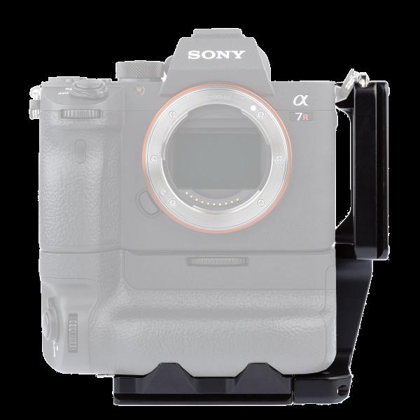 ProMediaGear PLSVGC3EM Modularer L-Winkel für Sony Alpha a9 / A7R Mark III mit BG VG-C3EM