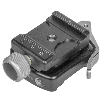 Really Right Stuff 38mm Doppelklemme, 1 x Hebelklemme B2-40 LR, 1 x Schraubklemme B2-FAB