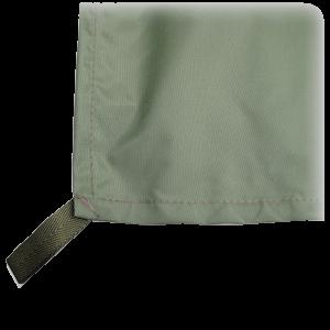 Zeltboden (C45) Olivgrün für WWS Tarnzelt C31.1