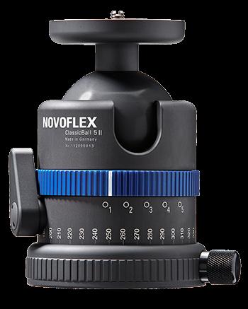 Novoflex Classic Ball 5 II - Panorama-Edition