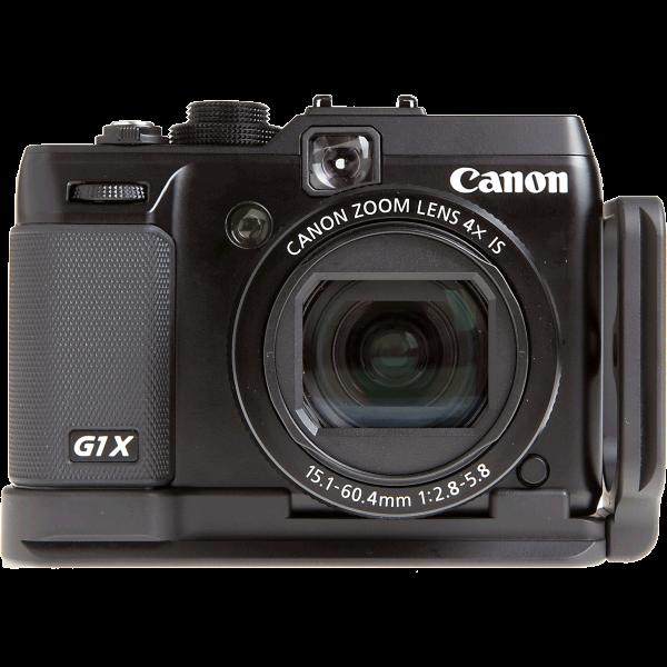 Really Right Stuff BG1X-L L-Winkel für Canon PowerShot G1 X