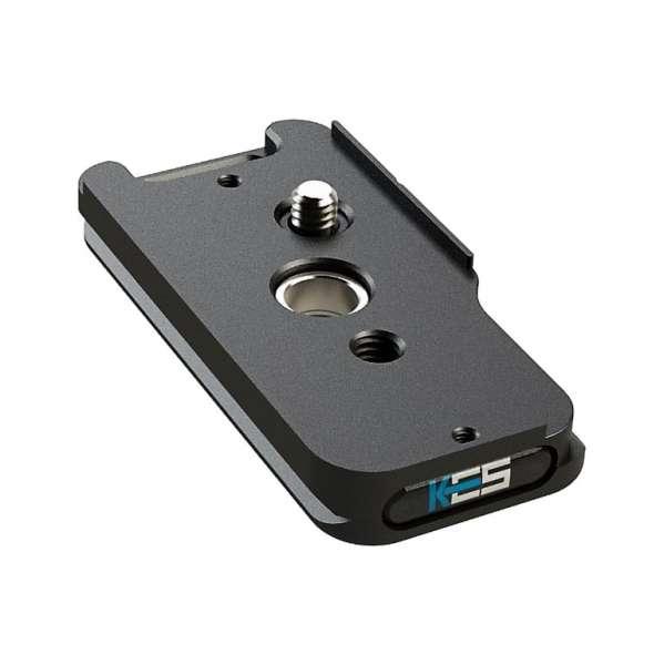 Kirk PZ-183 Schnellwechsel-Kameraplatte für Fuji X-T4