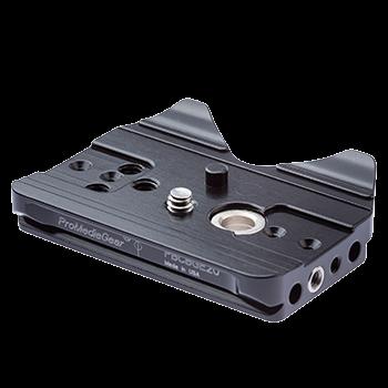 ProMediaGear PBCBGE20- Schnellwechselplatte für Canon EOS 5D Mark IV mit BG-E20