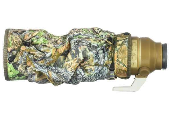 Camshield für Sony 100-400 f/4.5-5.6 GM OSS FE Objektivschutz-und Tarnung