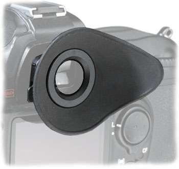 Hoodman Augenmuschel für alle Nikon Kameras mit 22 mm Okular