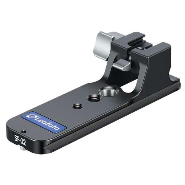 Leofoto SF-02 Ersatzfuß mit QD-Aufnahme für SONY 200-600 mm f/5.6-6.3 FE G OSS