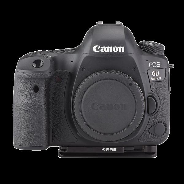 Really Right Stuff B6DMII: Schnellwechselplatte für Canon EOS 6D Mark II