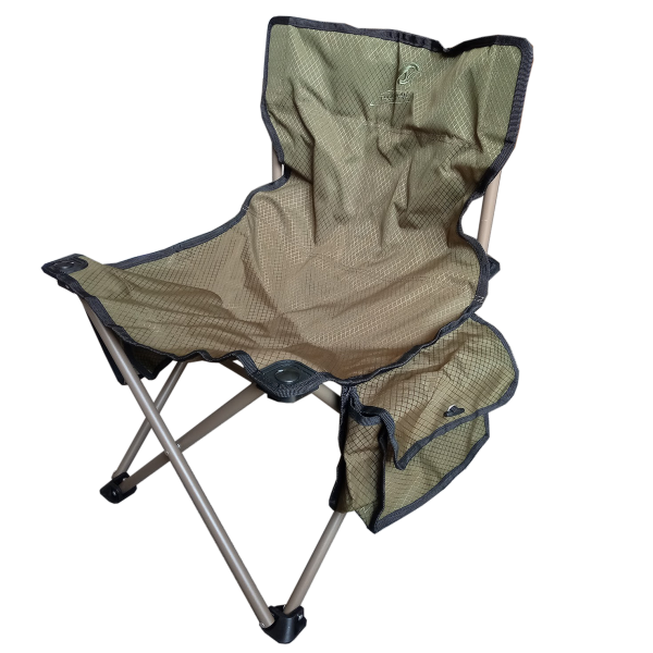 Tragopan Koklass V2 - Stuhl mit Sitzlehne für Tarnzelt