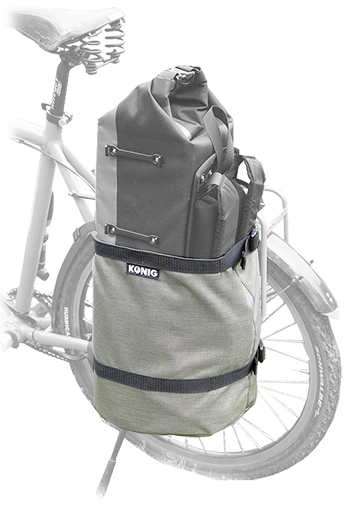 König Photobags - Fahrradköcher für LensPacker 1 & 2