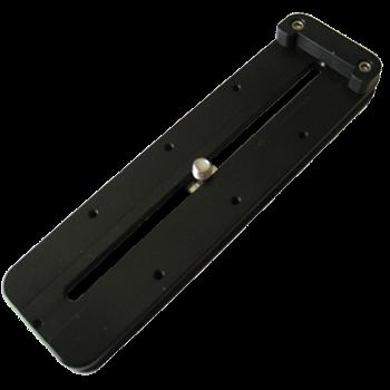 "Jobu Design Universal-Objektivplatte Surefoot NXM, 5.5"""