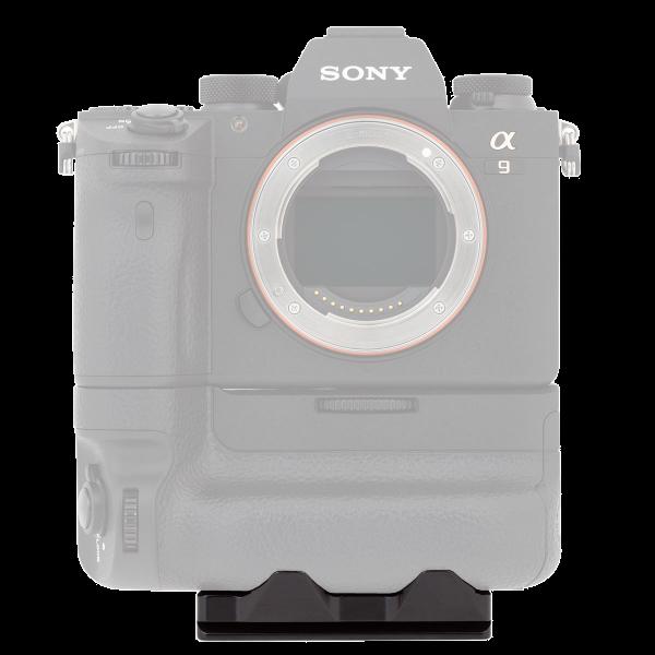 ProMediaGear PBSVGC3EM Schnellwechselplatte für Sony Alpha a9, A7 III und A7R III mit BG VG-C3EM