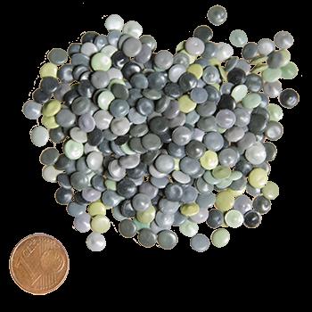 Kunststoff-Granulat für Bohnensack-Füllung
