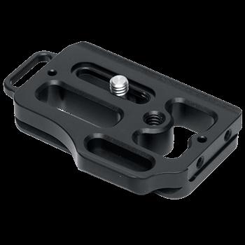 Kirk Schnellwechsel-Kameraplatte PZ-155 für Nikon D7100 / Nikon D7200