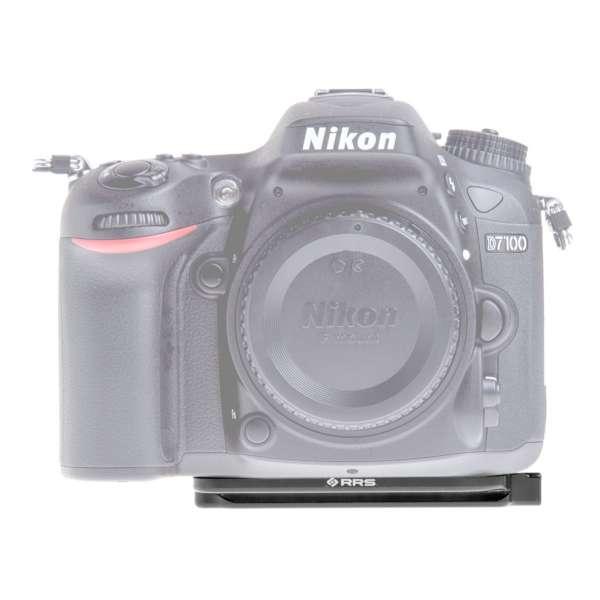 Really Right Stuff BD7100 Schnellwechselplatte für Nikon D7100