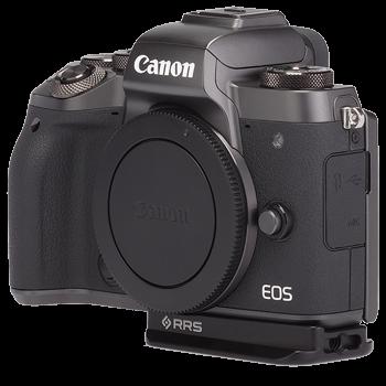 Really Right Stuff BCM5 : Schnellwechselplatte für Canon EOS M5