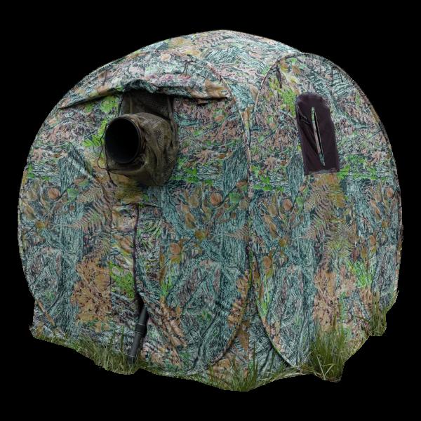 Tragopan V+ Tarnzelt entwickelt für Tier- & Naturfotografie