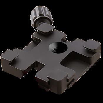 UniqBall UCX - Kreuz- Schnellwechselkupplung für den UBH 45