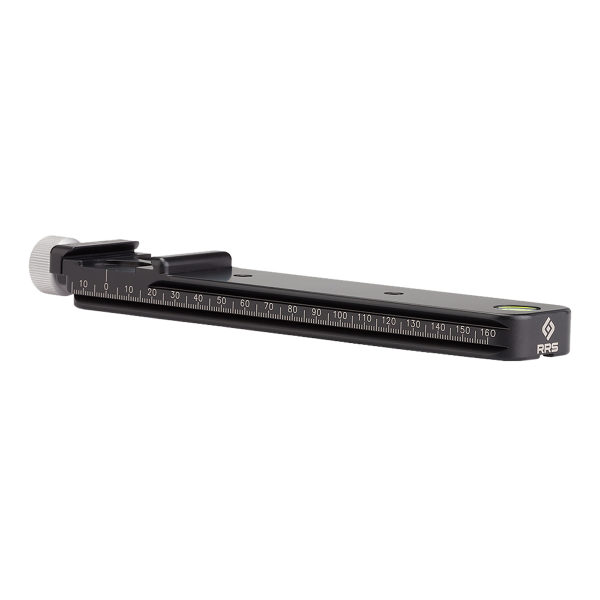 Really Right Stuff MPR-CL II Mehrzweckschiene / Nodalpunkt-Schiene mit integrierter Klemme