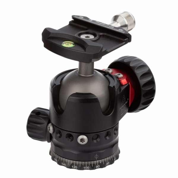 ProMediaGear BH50C60- Kugelkopf mit C60 Schnellwechselklemme