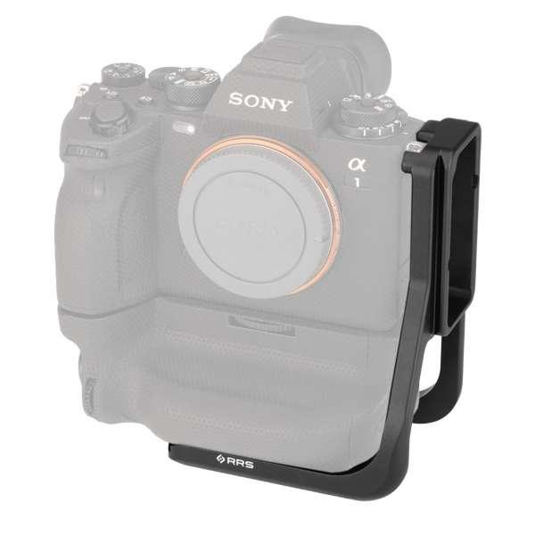 Really Right Stuff BA1-LBG L-Winkel für Sony Alpha 1 mit VG-C4EM