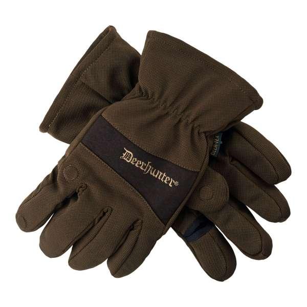 Deerhunter 8819 Muflon Winter-Handschuhe Grün