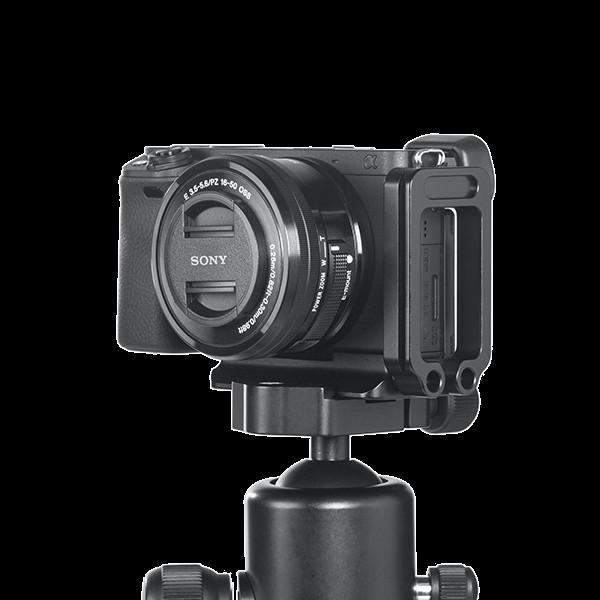 Kirk Kamera-L-Winkel BL-A6300N für Sony Alpha a6300 / a6500