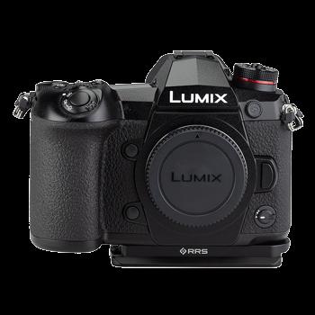 Really Right Stuff BPG9- Kameraplatte für Panasonic Lumix G9