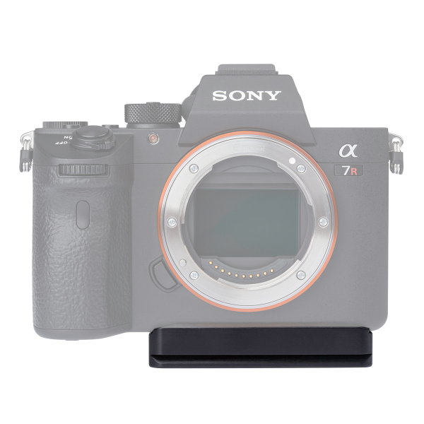 ProMediaGear PBSA73- Schnellwechselplatte für Sony Alpha A7RIII und Sony Alpha 7 III