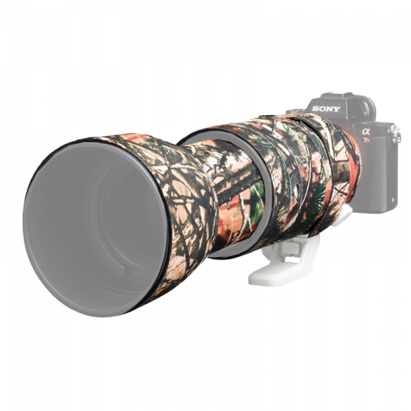 Easycover Objektivschutz Lens Oak für Sony 100-400 f/4.5 -5.6 GM OSS