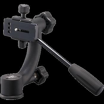 Benro GH1P kleiner Tele-Neiger, Side Mount Version mit Schwenkgriff