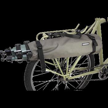 König Stativhalterung für Fahrrad - triBag custoMade extra weit