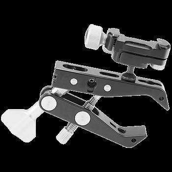 Really Right Stuff Travel Clamp Kit, universelle Halteklemme mit Minikugelkopf (BC-18)