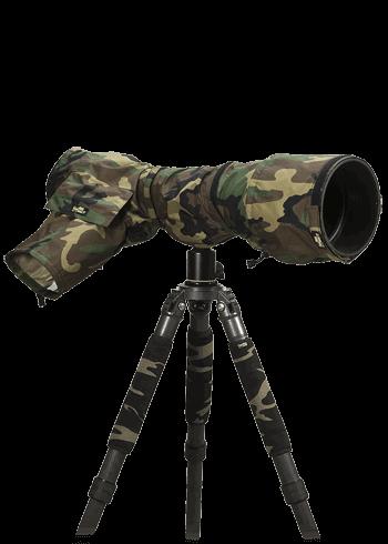 LensCoat™ RainCoat Pro Regenschutz mit einem Eingriff