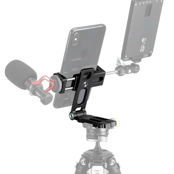 Leofoto PS-2 Multifunktionaler Smartphonehalter