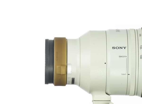 Camshield für Sony 1,4x Telekonverter FE Objektivschutz-und Tarnung