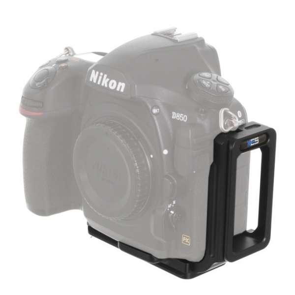 Kirk BL-D850 Kamera-L-Winkel mit QD-Aufnahme