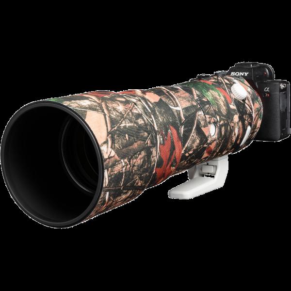 Easycover Objektivschutz Lens Oak für Sony 200-600 mm f/5,6–6,3 G OSS FE
