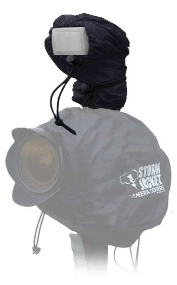 StormJacket Blitz- & Objektivhülle Größe S