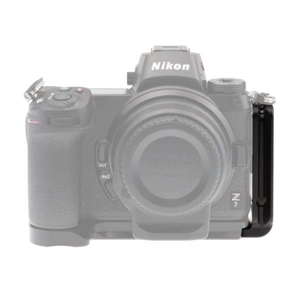 Really Right Stuff BZ7- L-Komponente für BZ7-Kameraplatte für Nikon Z6/ Z7 /Z6 II/ Z7 II