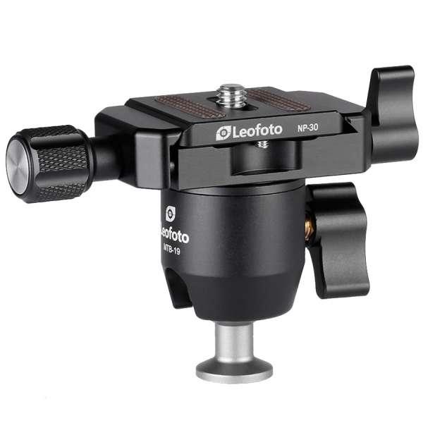 Leofoto MT-03 Mini-Stativ mit MTB-19 Kugelkopf