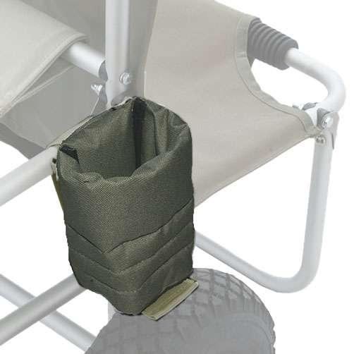 Eckla Trinkflaschenhalterung für ECKLA Beach Rolly & Multi Rolly olivgrün