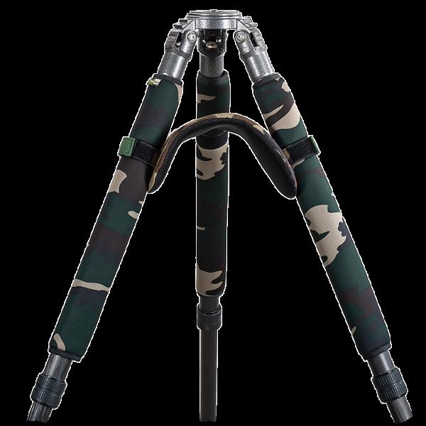 LensCoat™ LegCoat™ LEGWRAP PRO Größe 510 Neopren-Stativbeinpolster 3er Set