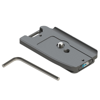 Kirk Schnellwechsel-Kameraplatte PZ-168 für Canon EOS 5D Mark IV