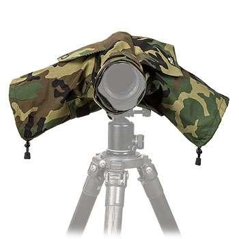 LensCoat™ RainCoat 2 Standard Regenschutz mit 2 Eingriffen