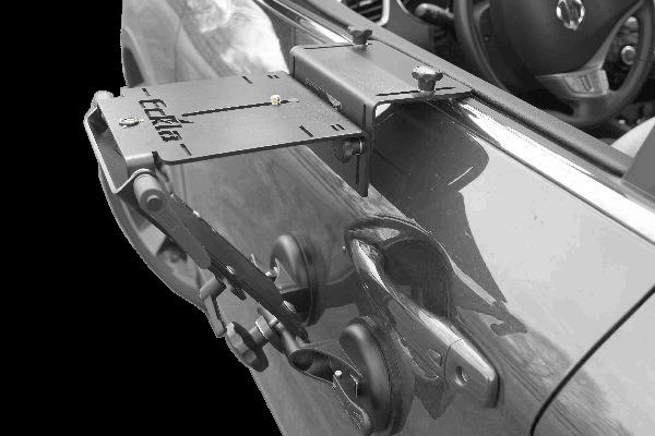 ECKLA Saugnapfhalter für Eckla Autoscheibenstativ Eagle