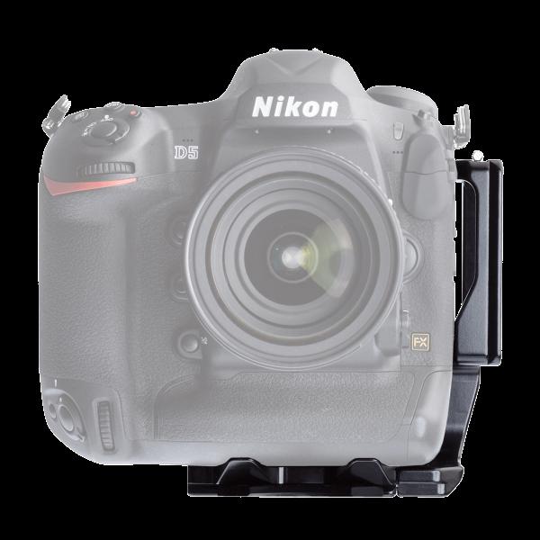 ProMediaGear PLND5x L-Winkel für die Nikon D6, D5, D4