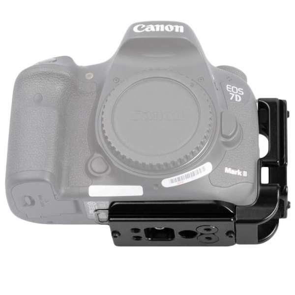 ProMediaGear PLC7D2 modularer L-Winkel für Canon EOS 7D Mark II