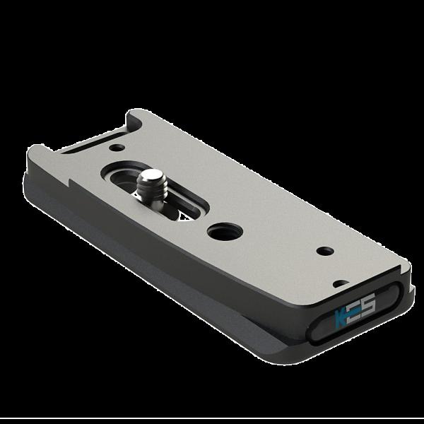 Kirk Schnellwechsel-Kameraplatte PZ-180 für Canon EOS R